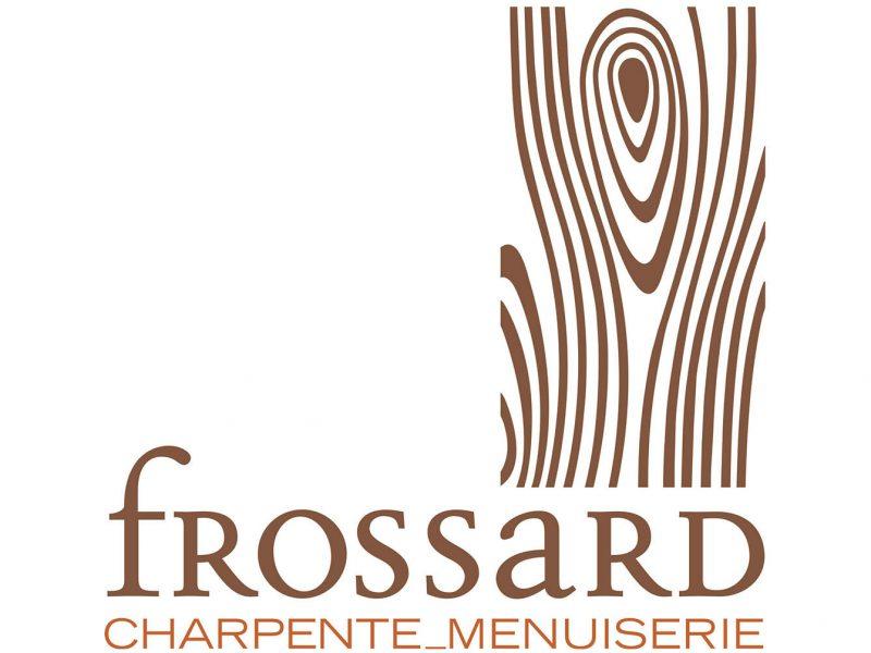 Menuiserie Frossard – Logo –Papeterie