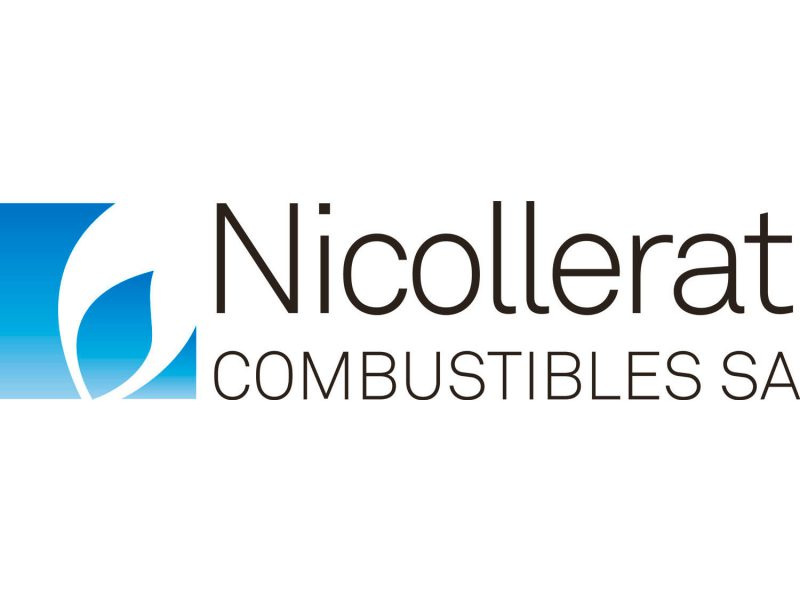 Nicollerat Combustibles – Logo –Papeterie