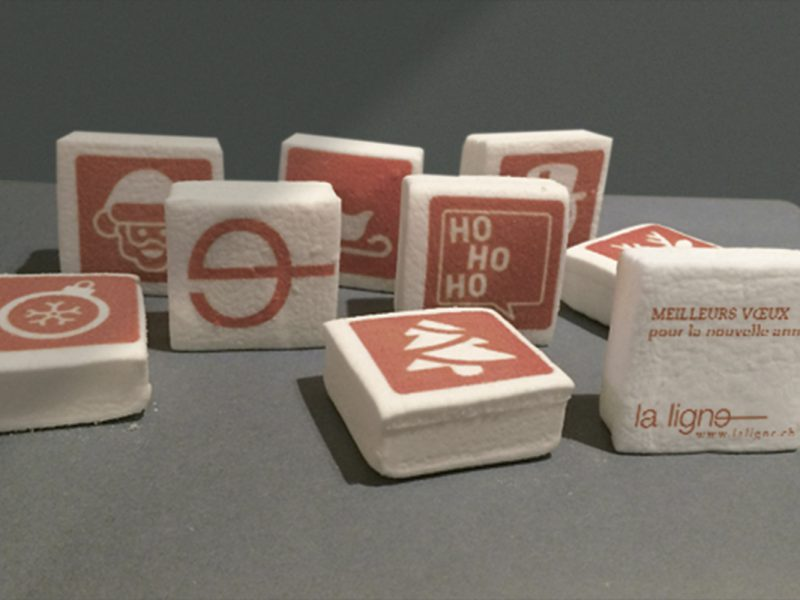 La Ligne – Packaging – Cartes de vœux