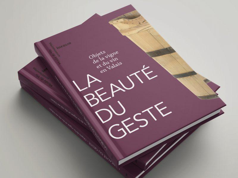 Musée de la Vigne et du Vin – Livre