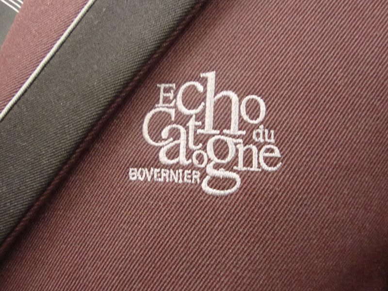Fanfare Echo du Catogne – Logo