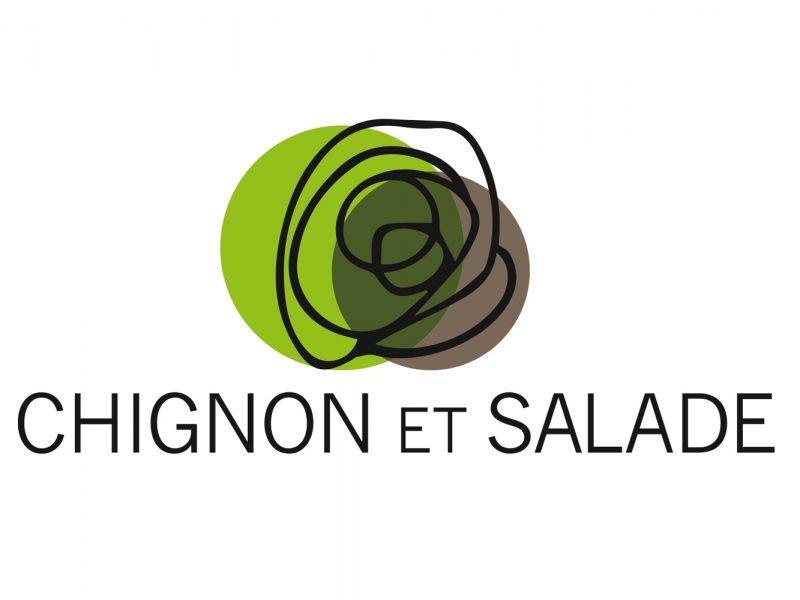 Chignon et Salade –logo