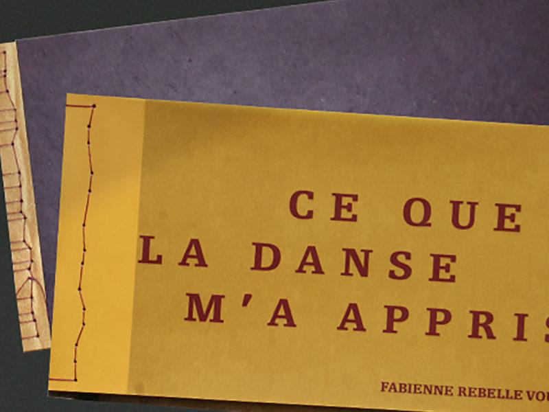 Fabienne Rebelle – Livre