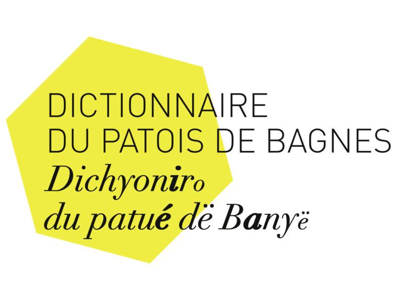 Dictionnaire du Patois de Bagnes – logo