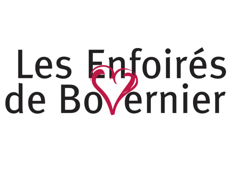 Enfoirés de Bovernier – logo