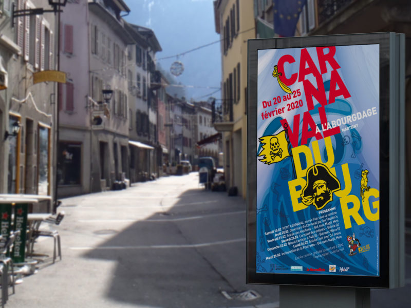 Carna du Bourg – Affiche