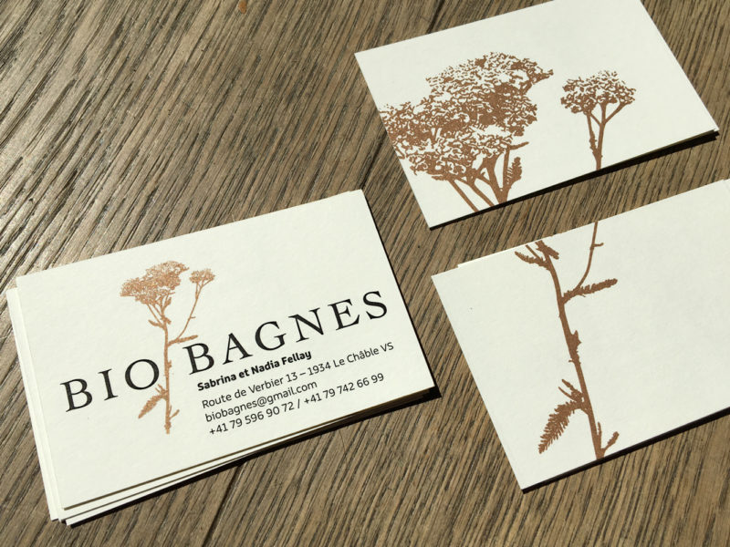 Bio Bagnes – Logo