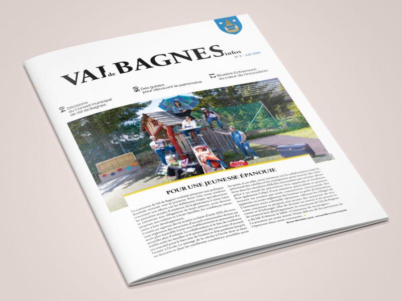 Commune de Val de Bagnes – Journal