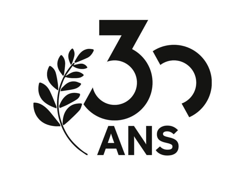 30 ans – Logo